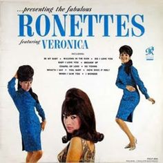 422. The Ronettes, 'Presenting the Fabulous Ronettes'  -  Philles, 1964