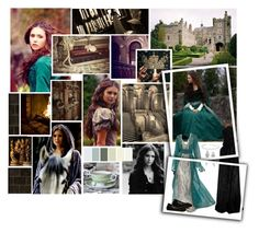 """Round 1 // Britain's Next Queen"" by alyssaclair-winchester ❤ liked on Polyvore featuring art"