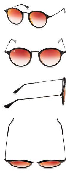 05f40eed5c Ray-Ban RB2447F Sunglasses 901 4W-49 - 49mm Lens Diameter Shiny Black  Frame