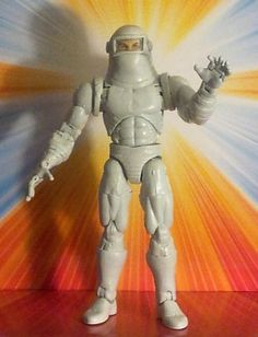 HUMAN BOMB I Roy Lincoln Freedom Fighters (DC Universe) Custom Action Figure
