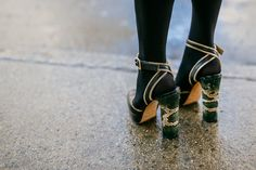 NYFW swoon-worthy shoes