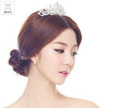 korean bride hair n make up