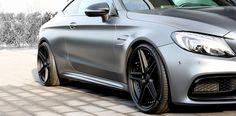 Konkave mehrteilige FiveStar Felgen für Mercedes AMG in Zoll Mercedes C63 Amg, C 63 Amg, Bmw, Cutaway