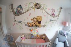Baby Boy Room Decor, Baby Room Art, Baby Room Design, Baby Boy Rooms, Girl Bedroom Walls, Baby Bedroom, Kids Bedroom, Disney Baby Rooms, Baby Disney