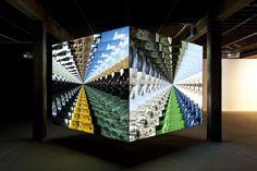 Artist of the Day  Khaled Sabsabi  Mush 2012 Installation