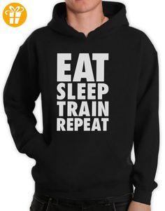 Computer Game Herren Kapuzenpullover mit Eat Sleep Mine Repeat Motiv von  ShirtStreet, Größe: S,dunkelgrün (*Partner-Link) | Pinterest | Eat sleep  repeat