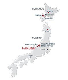 Ski Japan - Hakuba