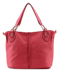 Look what I found on #zulily! Red Sophia Tote by MKF Collection #zulilyfinds