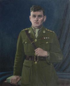 Captain George Burdon Mckean Stories from 'Dominion Geordies' Military Photos, Military Men, Military History, Military Uniforms, World War One, Art History, Victoria, People, Disability