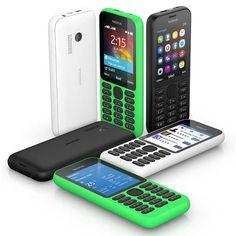 Microsoft Nokia 215 Feature Phone