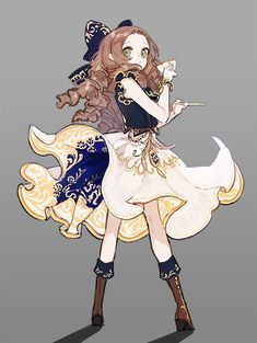 Female Character Design, Character Design Inspiration, Character Concept, Character Art, Kawaii Anime Girl, Anime Art Girl, Manga Art, Girls Characters, Female Characters