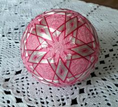 Japanese Temari ball Wedding gift Oriental home decor