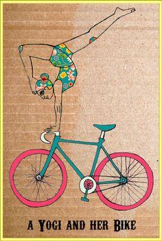 Inspiração do Dia: Bicicleta
