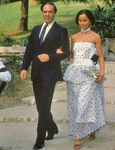 Isabel Preysler - Page 2 - the Fashion Spot Strapless Dress Formal, Formal Dresses, Beauty Pageant, Bridesmaid Dresses, Wedding Dresses, Formal Wear, Peplum Dress, Celebs, Gowns