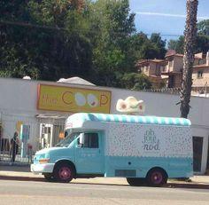 #NODTOURBUS at The Coop in Studio City, CA. 4/8/14 www.landofnod.com/nodtourbus