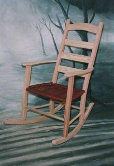 Cadeira de Balanço Adulto - Alternativa Lajeado