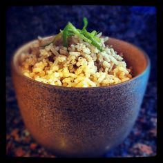 Coconut Moroccan Basmati Rice with a Hint of Lime Yield: 8 Cups Ingredients 2 Cups    Basmati Rice 4 Cups    Liquid (1 Can of Coconut Milk (about 1 1/3 Cup of Coconut Milk) about 2 1/3 Cups ...