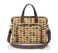 Orla Kiely For Apple Multi Stem Print Shoulder Bag 68