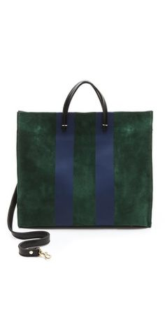 Clare Vivier Simple Tote- d Handbag Accessories, Fashion Accessories, Clare Vivier, Travel Bags For Women, Purses And Handbags, Tote Bag, Leather, Clutches, Claire