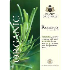 Rosemary - Duchy Originals