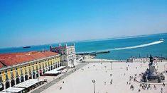 Arco da Rua Augusta, Terreiro do Paço - Lisboa Portugal, Country, Beach, Water, Outdoor, Lisbon, Arch, Gripe Water, Outdoors