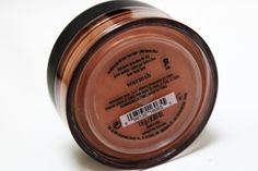 Bare Minerals Warmth.... I actually use this for contouring, I have had it in my makeup bag a long time. I have used it for blush and even eye shadow~c