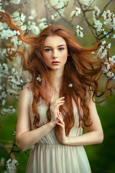 A particular penchant for pretty portraits, ravishing redheads, and fabulously freckled females.