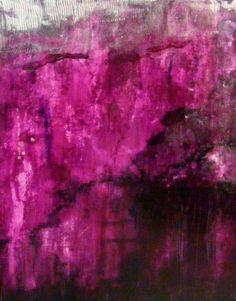 Royal 2 ----- 16 x 20 Acrylic on Canvas