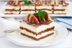 ciasto góra lodowa Tiramisu, Sweets, Impreza, Ethnic Recipes, Cakes, Food, Gastronomia, Gummi Candy, Cake Makers