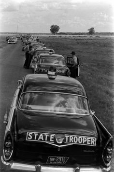 Old dodge state trooper auto's