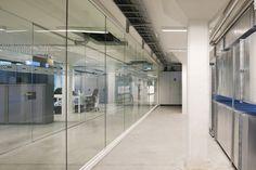 Droogloodsen – Kortrijk | AGC Glass Europe