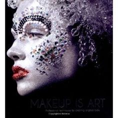 Makeup is Art: Professional Techniques for Creating Original Looks (Hardcover) http://www.amazon.com/dp/184732620X/?tag=whthte-20 184732620X