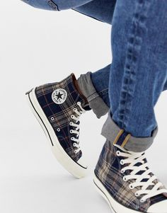 252e401a325e CONVERSE CHUCK TAYLOR ALL STAR platform high-top trainers in 2019 ...