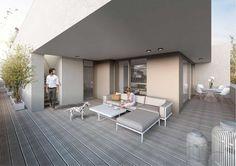 Bilder und Fotos vom Bauvorhaben HOMES im Diplomatenviertel Frankfurt