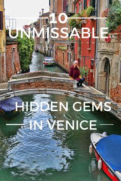 Venice is one of the world's most iconic cities and its attractions are visited by 20 million people every year. Yet if you know where to look, there are some lesser known sights  that are well worth seeking out. We have rounded up 10 unmissable hidden gems in Venice to inspire your wanderlust. 1 – Dorsoduro area This area of Venice is less crowded than most and with the recent opening of new luxury hotels it will no doubt rise in popularity - Luxury Columnist - Luxury Lifestyle Blog