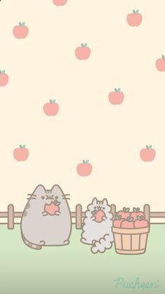 Cute Panda Wallpaper, Funny Phone Wallpaper, Cat Wallpaper, Kawaii Wallpaper, Kawaii Doodles, Cute Kawaii Drawings, Cute Animal Drawings, Panda Wallpapers, Cute Cartoon Wallpapers