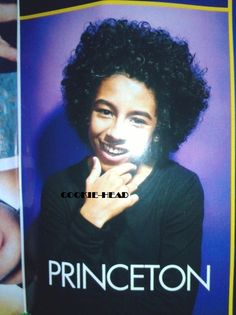 Mindless Behavior Princeton | Princeton (Mindless Behavior) Princeton