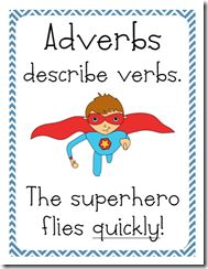 Adverbs...grammar