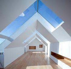 maderadearquitecto:  Eindeloze mogelijkheden voor uw hellende dak, DAKDIDAK maakt het mogelijk     Fonte Da Luz / Barbosa  Guimarães