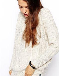 Enlarge ASOS Aran Sweater
