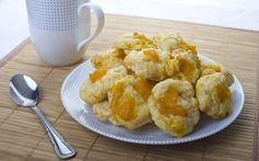 Mandarínkove cookies » Pečenie je radosť! - Hera Russian Recipes, Crinkles, Macaroni And Cheese, Cookies, Vegetables, Ethnic Recipes, Polish, Crack Crackers, Mac And Cheese