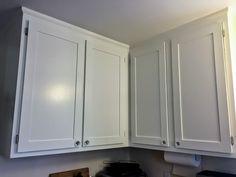 Kitchen Renovation - Refacing Kitchen Cabinets - Knobs - Hardware
