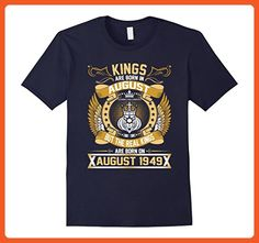 Mens Made In 1949 68th Birthday 68 Years Old Gift T-Shirt XL Navy - Birthday shirts (*Partner-Link)
