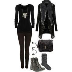 Wood witch wardrobe #6