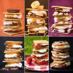 Easy S'mores Variations | POPSUGAR Food