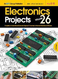 Electronics Projects Magazine Volume 26