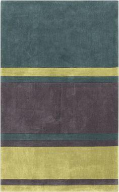 Hand Tufted Cosmopolitan Multi-Color Rug design by Surya