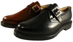 Elegant classic shoes for men with buckle, by Antica Cuoieria by Antica Cuoieria. Buy it 139,00 €