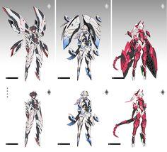 Fantasy Character Design, Character Design Inspiration, Character Concept, Character Art, Warframe Art, Arte Cyberpunk, Accel World, Cyberpunk Character, Anime Weapons