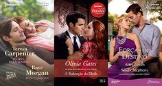 SEMPRE ROMÂNTICA!!: Lançamentos Harlequin Books Brasil - Dezembro